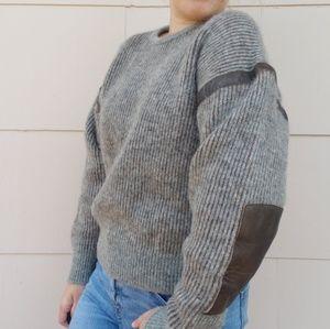 Vintage Samband of Iceland wool sweater